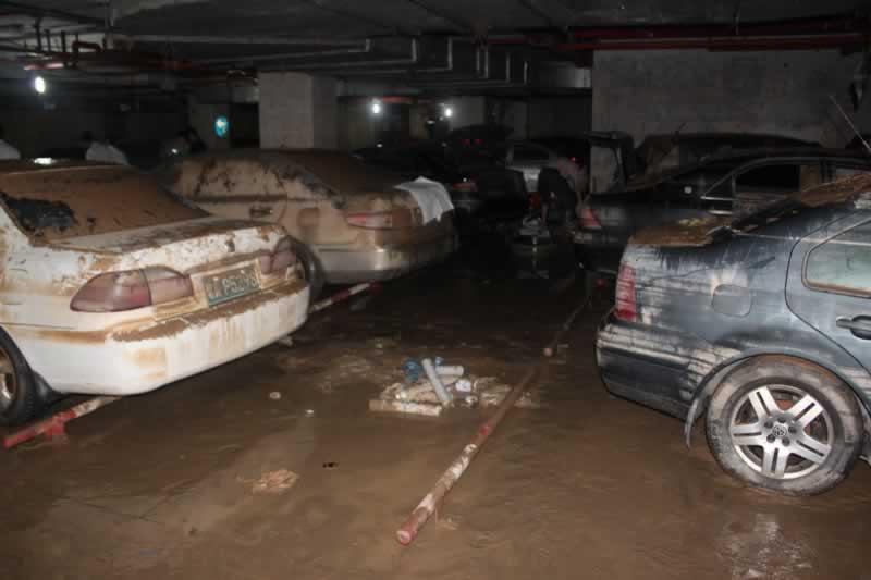 雨季地下室场地下车库自动控制方案(附详细接线图 ...